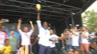 Blaise Matuidi ramène la Coupe à Fontenay-sous-Bois, ville de ses débuts