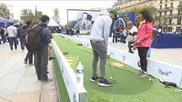 La Ryder Cup se prépare à Paris