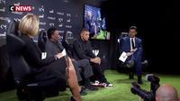 Pelé-Mbappé : une rencontre en forme d'adoubement