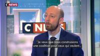Stanislas Guérini: «Je veux une coalition pour continuer le projet européen, mais en disant qu'il faut changer l'Europe»