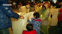 Taïwan : les lanternes illuminent Pingxi