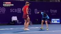 Thaïlande : une ramasseuse de balle choque la joueuse de tennis Sabine Lisicki