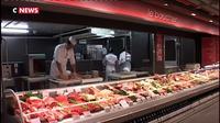 La viande, de moins en moins consommés par les Français