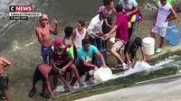 Panne d'électricité géante et pénurie d'eau : le Venezuela en mode survie
