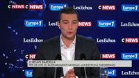Jordan Bardella : «L'euro n'est pas un avantage pour notre économie»