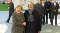 Brexit : avec la France et l'Allemagne, Theresa May semble avoir trouvé des alliés