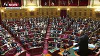 Loi anti-casseurs : le Sénat sur le point de se prononcer