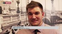 Les trois héros américains du Thalys naturalisés Français