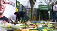 Le monde du monde rend hommage à Emiliano Sala