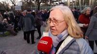 Marche contre l'antisémitisme : le rassemblement de Toulouse