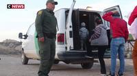 Frontière mexicaine : une milice anti-migrants aide la police américaine