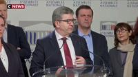 Jean-Luc Mélenchon : «la condamnation la plus nette et la plus ferme» concernant les insultes sur Finkielkraut