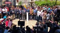 Crise de pouvoir au Venezuela : qui soutient qui ?