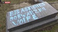 """Tombes profanées : qui sont les """"Loups noirs alsaciens"""" ?"""