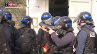 Gilets jaunes : quelques échauffourées à Rouen