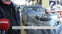Les passionnés de Citroën fêtent les 100 ans