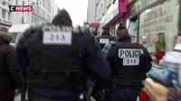 «Gilets jaunes» : les forces de l'ordre en alerte