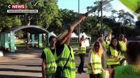 Les Guadeloupéens soutiennent les gilets jaunes