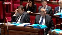 Loi anti-casseurs : des débats houleux à l'Assemblée