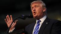 Le candidat républicain Donald Trump à Fort Lauderdale, en Floride, le 10 août 2016.