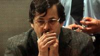 Marc Dutroux lors de son procès en juin 2004.