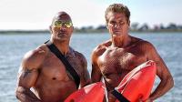 Deux Mitch pour une plage : Dwayne Johnson et David Hasselhoff sur le tournage du film Alerte à Malibu