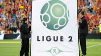 L'AC Ajaccio, 11e de Ligue 2 la saison dernière, est rétrogradé en National 1 par la DNCG, le gendarme financier du football français [DENIS CHARLET / AFP/Archives]