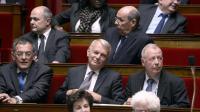 Des députés socialistes à l'assemblée nationale le 6 mai 2014 [Stephane de Sakutin / AFP/Archives]