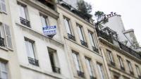 Un appartement à louer, dans Paris  [Fred Dufour / AFP/Archives]