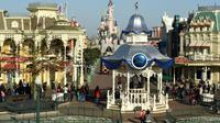 Vue sur Disneyland Paris à Marne-la-Vallée, près de Paris, le 16 mars 2017 [BERTRAND GUAY / AFP]