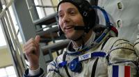 L'astronaute français Thomas Pesquet lors d'un entraînement au centre spatial Gararine le 25 octobre 2016 près de Moscou  [Kirill KUDRYAVTSEV / AFP/Archives]