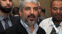 Le chef du Hamas Khaled Mechaal le 13 juillet 2012 à Tunis  [Khalil / AFP/Archives]