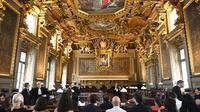 La Grand'chambre de la Cour de cassation, avant l'audience concernant Vincent Lambert, le 24 juin 2019 [DOMINIQUE FAGET / AFP]