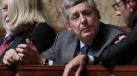 Henri Guaino le 5 juin 2013 à l'Assemblée nationale à Paris [Jacques Demarthon / AFP/Archives]
