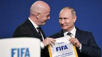 Cette Coupe du monde s'est organisée dans des conditions diplomatiques moroses.