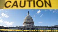 Vue sur le Capitole américain à Washington, le 21 décembre 2018  [SAUL LOEB / AFP]