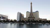 La Tour Eiffel de Las Vegas.