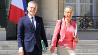 Elisabeth Borne remplace François de Rugy au poste de ministre de l'Ecologie, suite à sa démission mardi 16 juillet.