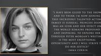 Emma Corrin sera Lady Diana dans la saison 4 de The Crown sur Netflix.