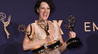 La série britannique Fleabag de Phoebe Waller-Bridge a notamment remporté dimanche soir le prix de la meilleure comédie.