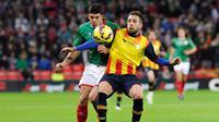 Jordi Alba fait partie des joueurs qui pourraient composer la sélection catalane.