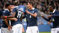 Les Bleus ont battu l'Allemagne, vendredi soir, au Stade de France (2-0).