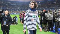 Adrien Rabiot a refusé d'être suppléant en équipe de France en vue de la Coupe du monde en Russie.