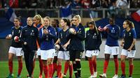 L'équipe de France est l'une des favorites de la Coupe du Monde Féminine de football.
