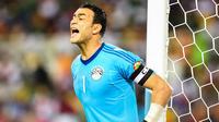 Essam El Hadary compte plus de 150 sélections avec l'Egypte.