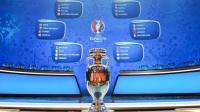 Les Bleus sont dans le Groupe A avec la Roumanie, la Suisse et l'Albanie.