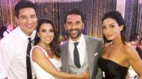 Eva Longoria et José Antonio Baston ont célébré leur amour entourés de leurs amis