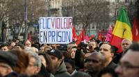 Manifestation à Paris contre les violences policières, le 18 février 2017 [ALAIN JOCARD / AFP/Archives]