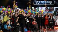 Téléthon le 6 décembre 2014 à Paris [Francois Guillot / AFP/Archives]