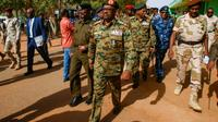 Le général Jamal Omar à Omdourman au Soudan le 4 juillet 2019 [ASHRAF SHAZLY / AFP/Archives]